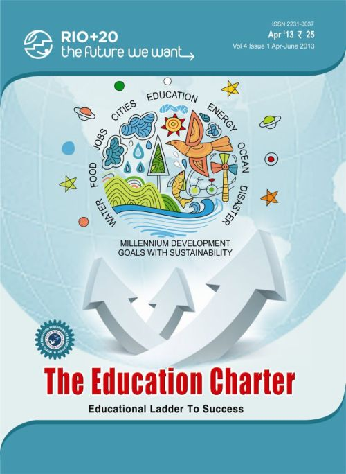 "Preview of 11th Edition Volume IV Issue I of ""The Education Charter"" published by CCLP Worldwide."