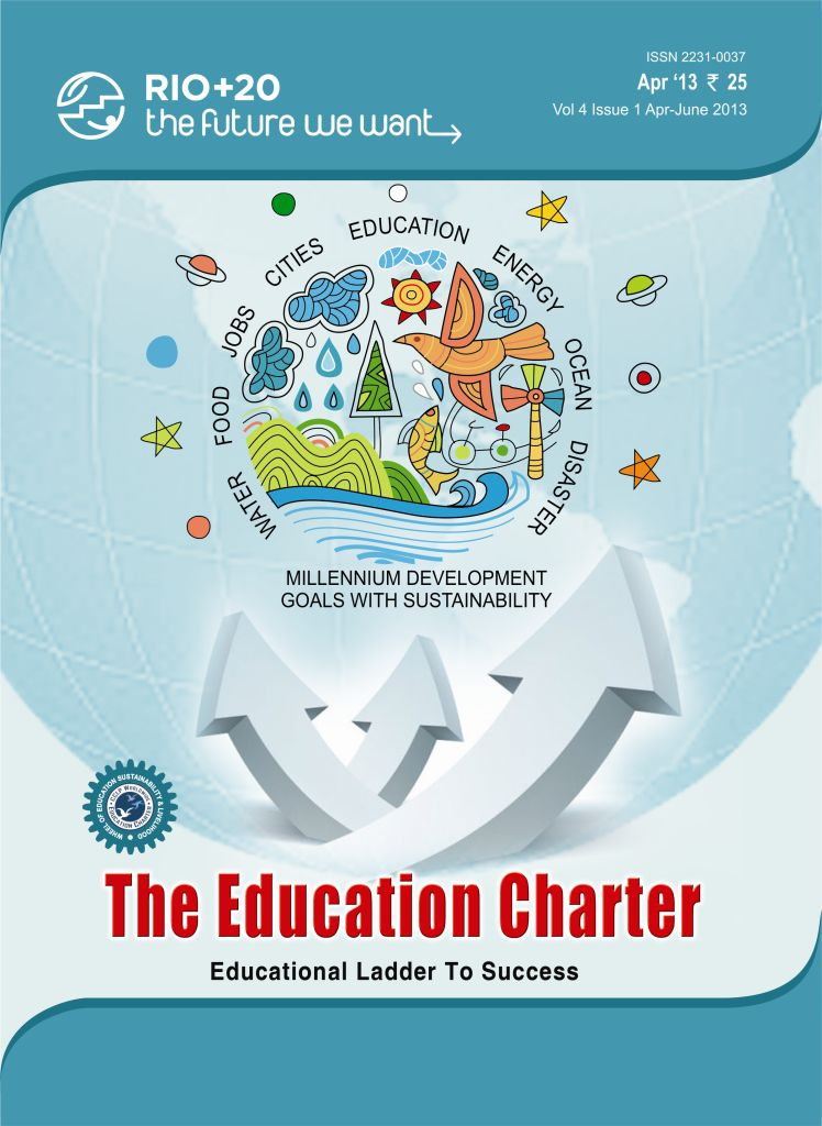 """Preview of 11th Edition Volume IV Issue I of """"The Education Charter"""" published by CCLP Worldwide."""