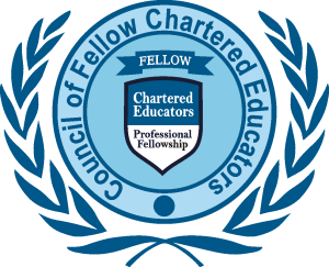 Approved Logo of Fellow Chartered Educator