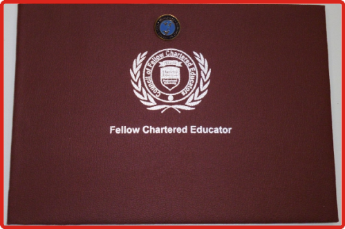 The exquisite leatherette  folder
