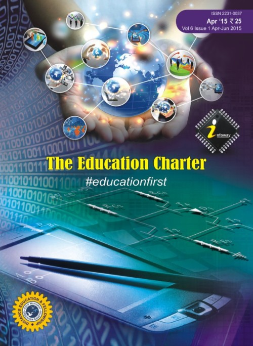 The Education Charter April- June 2015 Volume VI Issue I (19th Issue)